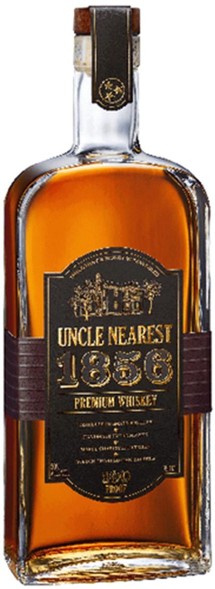 Unlce Nearest Tennessee whiskey bottle
