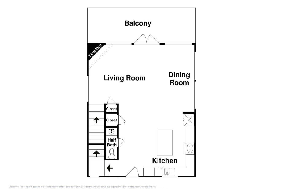 Floor planner main level